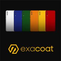 [EXACOAT] Galaxy A70 3M Skin / Garskin - True Colors