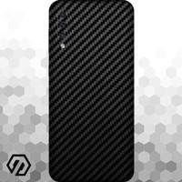 [EXACOAT] Galaxy A70 3M Skin / Garskin - Carbon Fiber Black