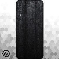 [EXACOAT] Galaxy A70 3M Skin / Garskin - Dragon Black