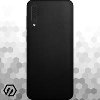 [EXACOAT] Galaxy A70 Skins 3M Skin / Garskin - Black Matrix