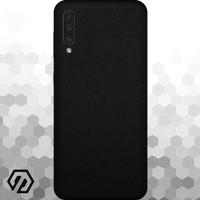 [EXACOAT] Galaxy A70 3M Skin / Garskin - Black Matte