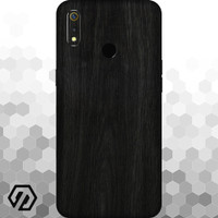 [EXACOAT] Realme 3 Pro 3M Skin / Garskin - Wood Ebony