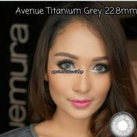 softlens avenue titanium 22.8mm grey