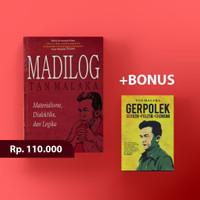 Paket 2 Buku Tan Malaka: Madilog Bonus Gerpolek