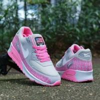 Sepatu olah raga air max nike T90 wanita barang original murah terbaru