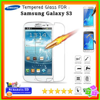 Tempered Glass Samsung Galaxy S3/S III/S3 Neo (4.8 inchi)