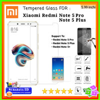 Tempered Glass Xiaomi Redmi Note 5 Pro/5 Plus/5+ (5.99 inchi)