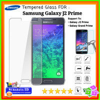 "Tempered Glass Samsung Galaxy J2 Prime/Grand Prime (5.0"" inchi)"