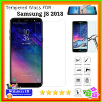 "Tempered Glass Samsung Galaxy J8 2018 (6.0"" inchi)"
