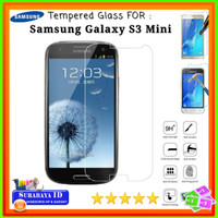 Tempered Glass Samsung Galaxy S3 Mini (4.0 inchi)