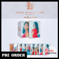 Lovelyz - Once Upon A Time [NORMAL EDITION] Mini Album Vol.6