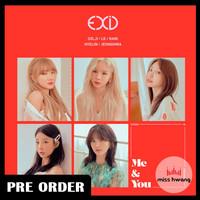 EXID - Mini Album Vol.5 [WE]