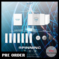 GOT7 - SPINNING TOP ALBUM