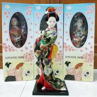 Boneka Geisha Jepang U