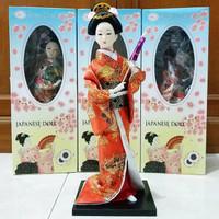 Boneka Geisha Jepang T
