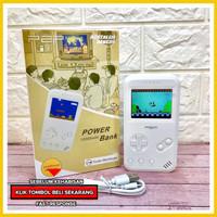 GameBoy Retro PSP Anak-anak P2P - Game Boy With Powerbank 12.000mAh