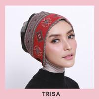 Turban topi kupluk beanie - Trisa