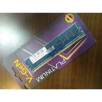 RAM DDR3 V-GeN 8GB PC12800/1600MHz ECC (Memory Server VGEN)