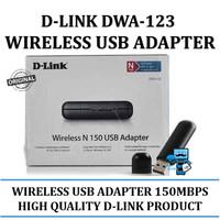D-Link DWA-123 N150 Dongle USB Wireless Adapter