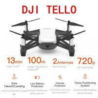 Drone DJI Tello Single Garansi TAM 1 Tahun IOS/ANDROID