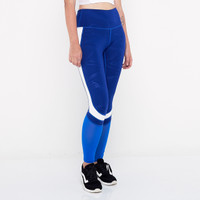 CoreNation Active Kimo Legging - Blue