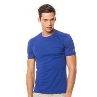 CoreNation Active Basic Short Sleeve - Blue