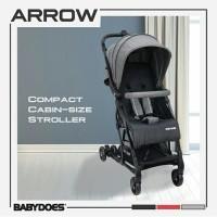 Stroller Babydoes CH HT 1334 SN ARROW