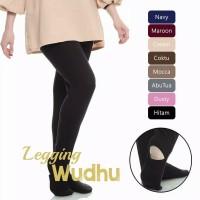 Fashion Wanita Bawahan Terbaru Legging Wudhu Termurah