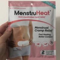 Menstruheat 2pcs (Koyo Anti Nyeri Haid/Menstruasi)