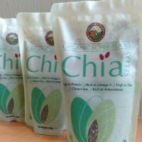 Organic Chia Seeds 250g. Country Farm Organic