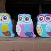 Celengan Burung Hantu / Coin Bank Owl