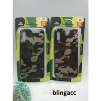 Soft Case Army Series Softcase Samsung Galaxy A50