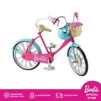Barbie Bike Sepeda Boneka Permainan Toy Playset Anak Perempuan