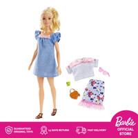 Barbie Fashionistas 99 Doll & Fashions Boneka Mainan Anak Perempuan