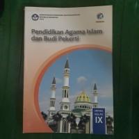 BUKU SISWA PENDIDIKAN AGAMA ISLAM DAN BUDI PEKERTI SMP MTS KELAS IX