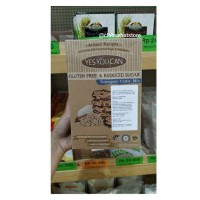 YES YOU CAN, SUPERGRAIN COOKIE MIX 400GR