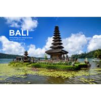PAKET PRIVATE TOUR BALI MURAH