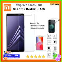 Tempered Glass Xiaomi Redmi 6A / Redmi 6 (5.45 inchi)