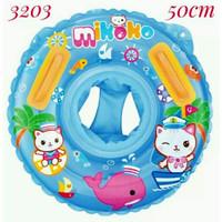 Pelampung Renang Anak 50cm Swim Ring - Mikoko 3203