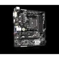 Motherboard ASROCK A320M-HDV AMD promontory A320 4Gb Sata3