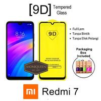 Xiaomi Redmi 7 Tempered Glass 5D 9D Full Cover Full Glue