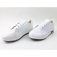 Obral ! Sepatu Wanita Sneakers Tali Casual Sport Putih Sole Bintang