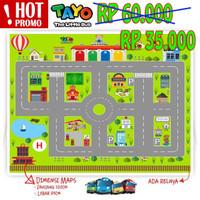 Mainan Bus Tayo Set