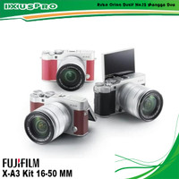 FUJIFILM X-A3 + LENSA 16-50MM/FUJIFILM XA3/FUJI XA3/XA 3