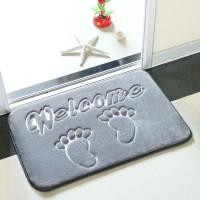 New Bathroom Anti-slip Mat Absorbent Floor Mats Kitchen Door