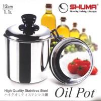 Oil pot / Tempat Minyak Shuma