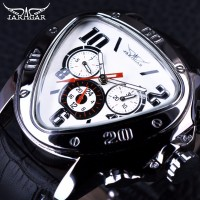 Jam Tangan Jaragar Sport Mens Watches Automatic Watch Triangle