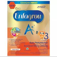 Enfagrow A+3 susu box vanila 1800gr