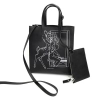 Mini Tote Bag Bambi With Pouch