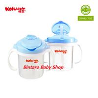 TRAINING CUP / GELAS SEDOTAN 200 ml GAGANG / BABY STRAW CUP BPA FREE